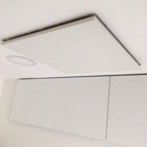 support de plafond