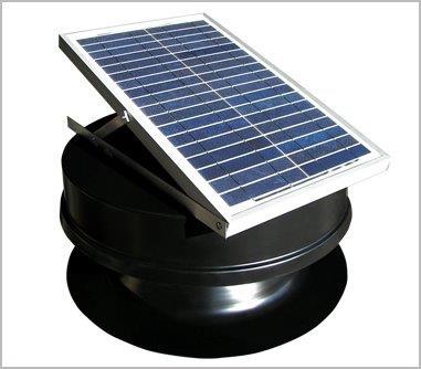 Ventilation solaire / solar ventilator