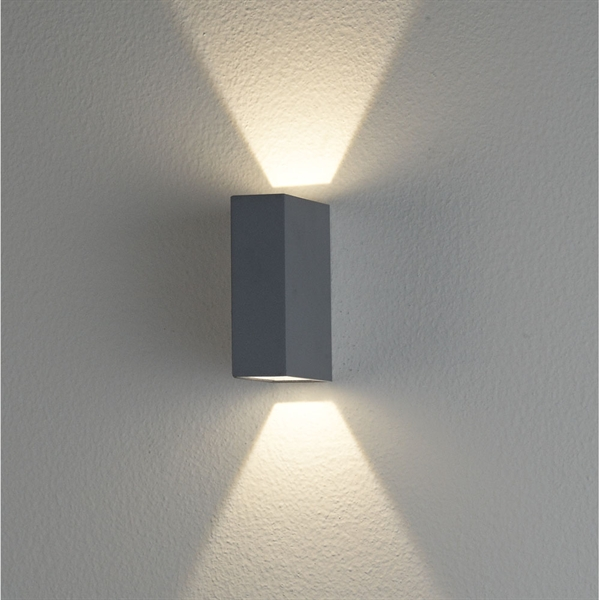 Solid Wall Lamp Led 3w Indoor Wall Light Aluminum Up Down: - Ecosource